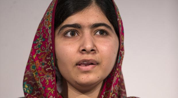 Malala Yousafzai was shot in the head by the Pakistani Taliban in the Swat Valley