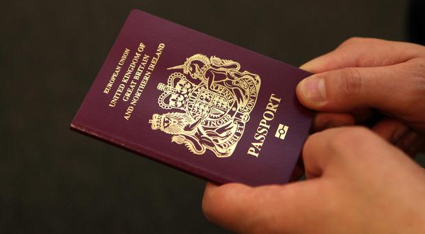 Police returned a passport to a girl thought to be in danger of going to an area controlled by Islamic State, a court has heard