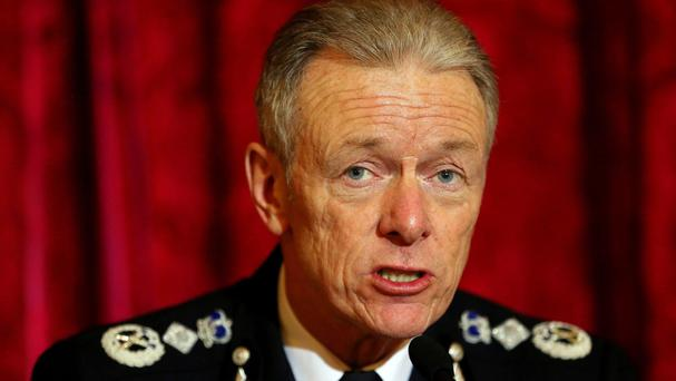 There is some justification to claims that the Met is institutionally racist, said its commissioner, Sir Bernard Hogan-Howe