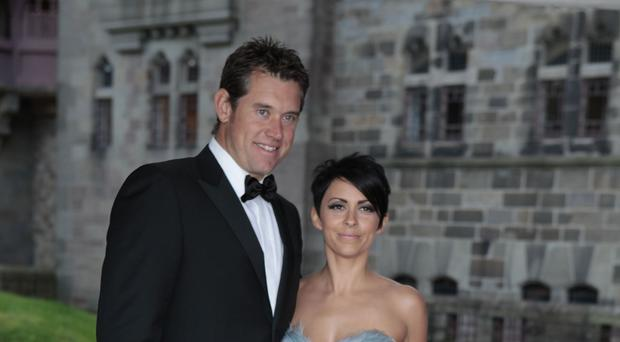 Lee Westwood has reportedly split from his wife Laurae