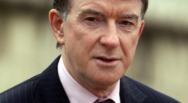 Lord Mandelson said the lack of a Labour alternative to Chancellor George Osborne's Northern Powerhouse had been a