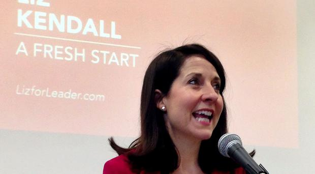 Liz Kendall is one of the contenders for the Labour leadership