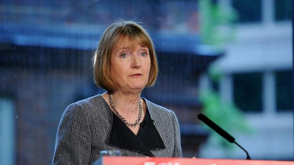 Harriet Harman cast doubts over Ed Miliband's economic credibility with the public