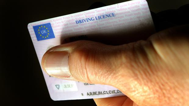 The DVLA said car rental companies in the UK and abroad would be well aware of the changes