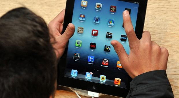 The eHNA has been developed by Macmillan Cancer Support for use on a touch screen tablet