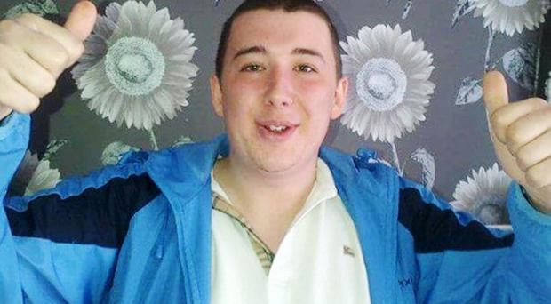Two suspects have been charged with the murder of Lee Irving, 24, a vulnerable disabled man with learning difficulties who was found dead on a grassed area in Fawdon, Newcastle, on Saturday morning.