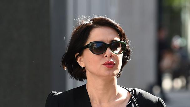 Actress and businesswoman Sadie Frost received the largest sum of £260,250