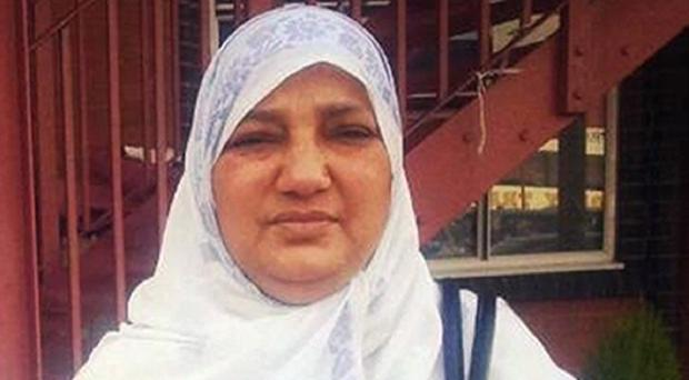 Shabina Begum was killed in a house fire which left five members of her family dead (South Yorkshire Police/PA)