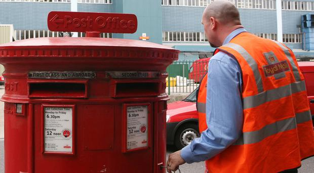 Half of the Government's remaining stake in Royal Mail has been sold
