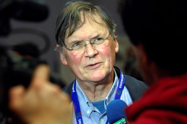 Nobel prize: Tim Hunt