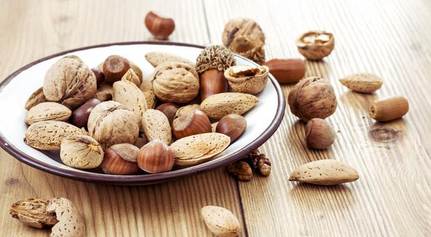 Eating nuts is good for your health, research suggests