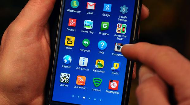 Searches using mobile devices are surging ahead