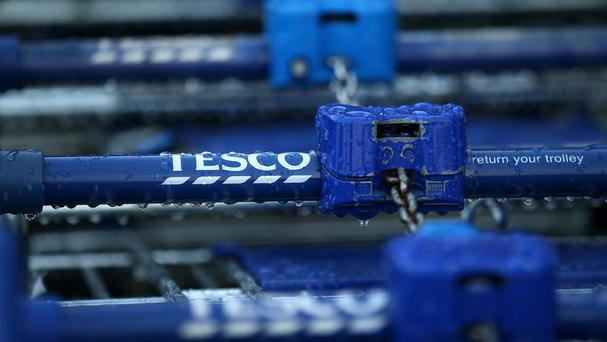 The alleged incident is said to have occurred at Tesco's store in Savile Street, Sheffield