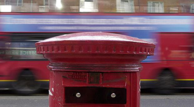 Business Secretary Sajid Javid said 15% of Royal Mail had been sold to institutional shareholders at 500p a share