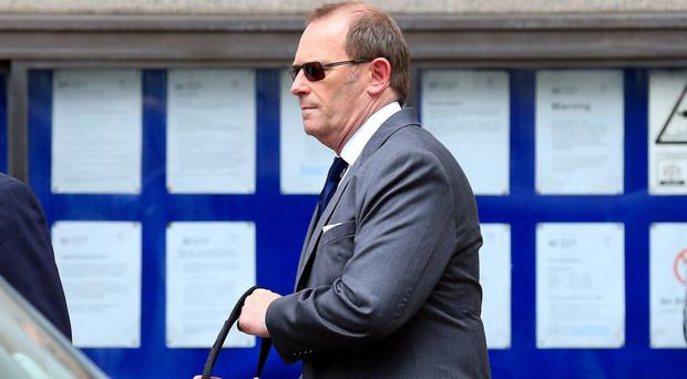 Ex-specialist firearms officer Anthony Long is on trial for murder at the Old Bailey
