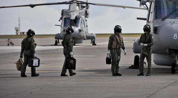 Ascent was awarded the 25-year contract to train aircrew for the MoD in 2008