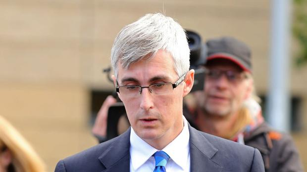 Paediatric haematologist Dr Myles Bradbury is challenging his jail term