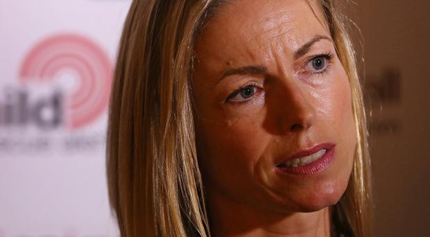 Kate McCann is a supporter of Child Rescue Alerts