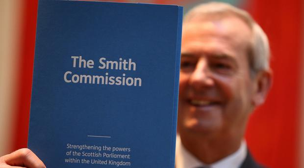 The Smith Commission agreement must be reflected in full in the Scotland Bill, John Swinney has said
