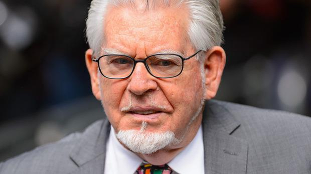 Rolf Harris is reported to have written a song mocking his victims as money-grabbing