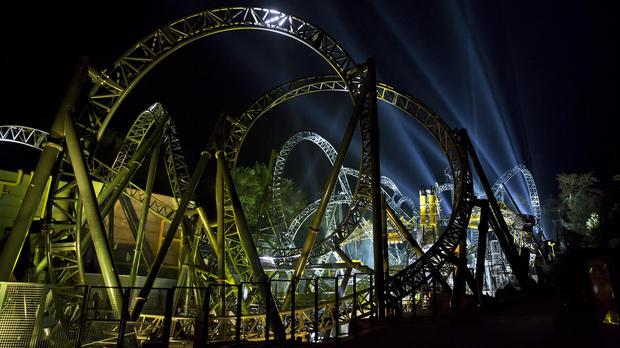 Alton Towers was closed for six days after the accident on the Smiler ride