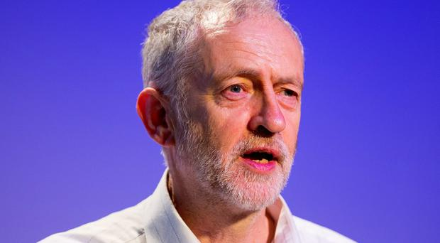 Jeremy Corbyn said Labour should represent the 'gut feelings' of supporters