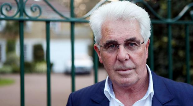 Max Clifford is currently serving an eight-year prison sentence for a string of indecent assaults