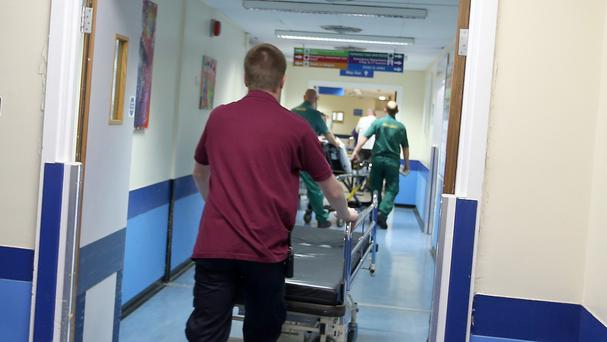 In one instance a patient was left on a trolley in A&E for more than 33 hours, the report said