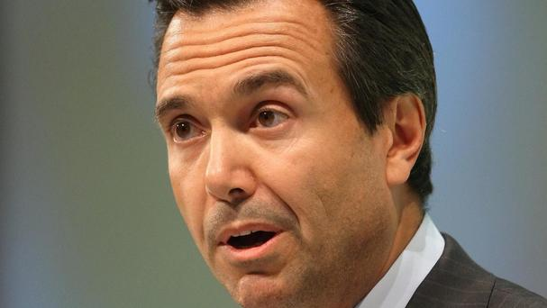 Lloyds chief executive Antonio Horta-Osorio will address the British Bankers' Association