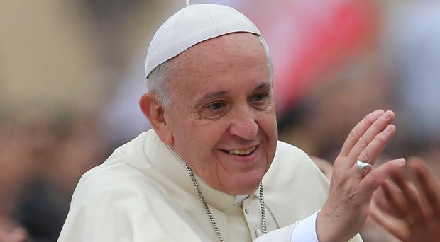 Pope Francis said his encyclical was 'addressed to everyone', not just the world's 1.2 billion Catholics