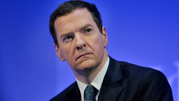 Chancellor George Osborne said the EU needed to be