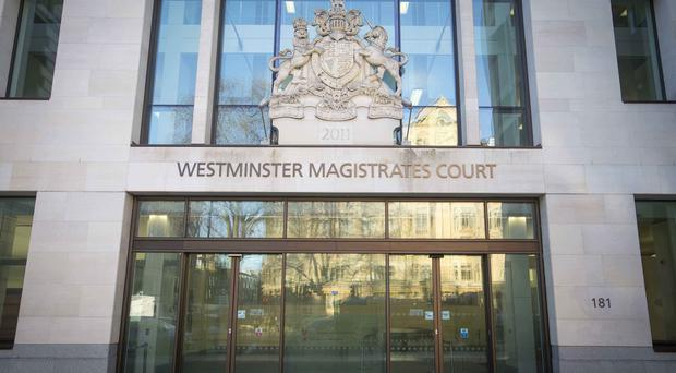 Abdullah is due to appear at Westminster Magistrates' Court
