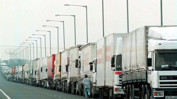 Restrictions on lorries in rural areas are not always enforced, the LGA said