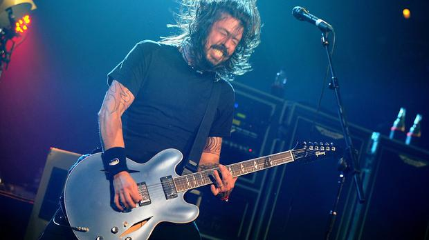 The Foo Fighters pulled out of Glastonbury after guitarist Dave Grohl broke his leg