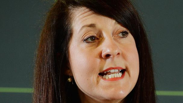 Labour leadership condender Liz Kendall took a swipe at rivals Andy Burnham and Yvette Cooper