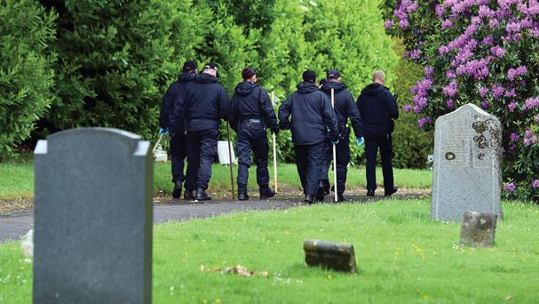 Police have been investigating the murder of Jordan Watson in a Carlisle cemetery