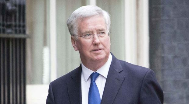 Defence Secretary Michael Fallon says no European country plays such a strong world defence role as Britain