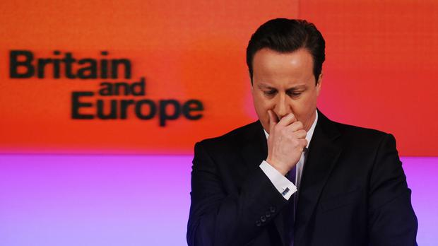 There is speculation the PM's renegotiation could mean the UK is described as an
