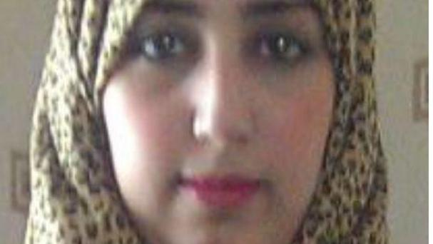 Khadija Dawood is one of three sisters feared to have travelled to Syria