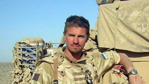 Army reservist Corporal James Dunsby was one of three soldiers who died following the SAS training exercise