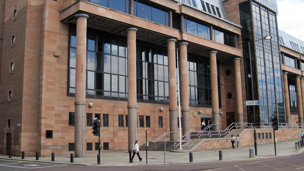 Newcastle Crown Court heard that two teenagers discussed blowing up Buckingham Palace