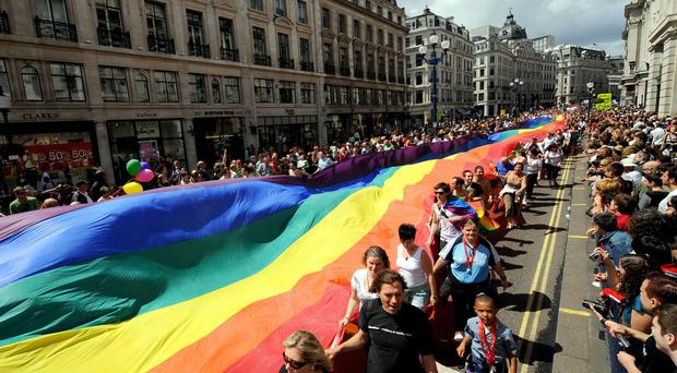 Life for LGBT people in small towns and villages is far from easy, research suggests