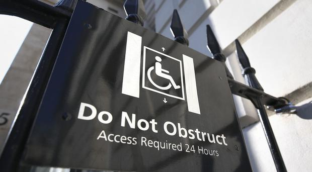 Businesses are being encouraged to improve the experiences of disabled customers