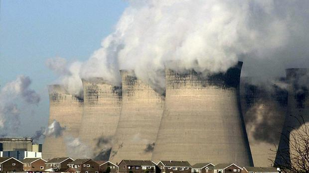 Health experts called on governments to phase out coal-fired power plants
