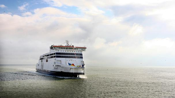 All ferry services to and from the Port of Dover in Kent are being affected by the strike