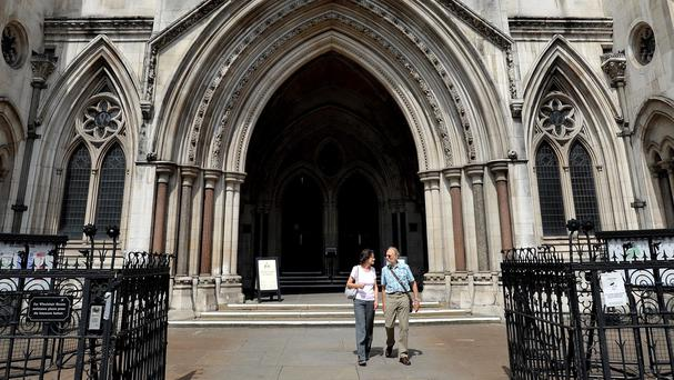 The Court of Appeal gave the men the right to appeal against deportation