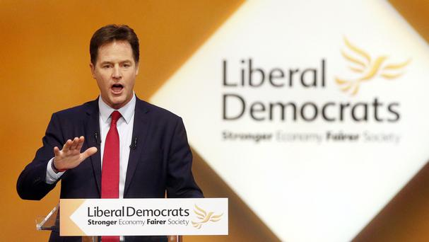 Nick Clegg reportedly discussed resigning as Liberal Democrat leader in May 2014