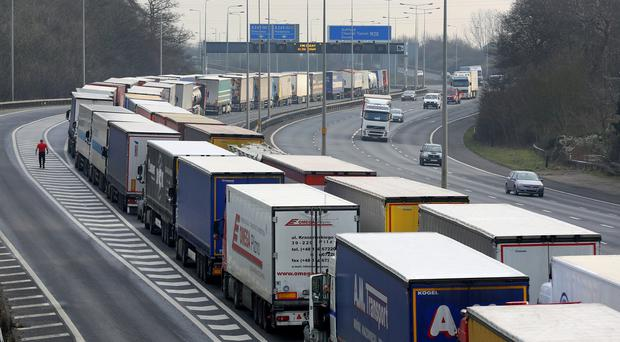 Operation Stack on the M20 was lifted after 36 hours