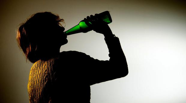 There has been a rise in hospital admissions linked to alcohol use