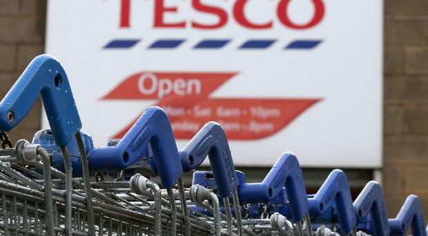 Annual figures in April showed Tesco suffered one of the biggest losses in corporate history